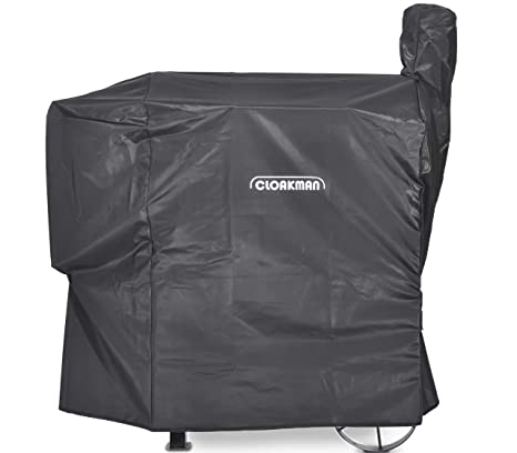 Cloakman Premium Heavy-Duty Grill Cover fits Pit Boss 820 820FB 71820  Pellet Smoker Grills (Without The Side Tray)
