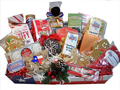 (Texas Taste of Christmas Gift Basket)