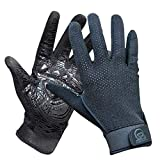 FANOUD A Professional Blue Black Purle Pink Outdoor Anti-Skid Thick Gloves