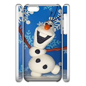 Olaf for iphone5c 3D Cell Phone Case & Custom Phone Case Cover R26A879510