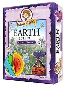 Educational Trivia Card Game - Professor Noggin's Earth Science
