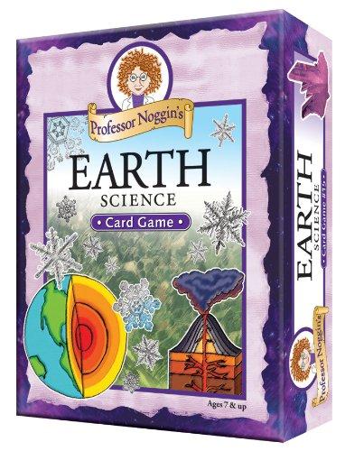 Educational Trivia Card Game - Professor Noggin's Earth Science ()