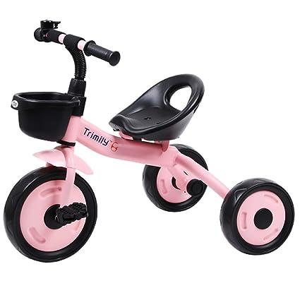 Amazon.com: YAXUAN - Bicicleta de equilibrio para bebé, para ...