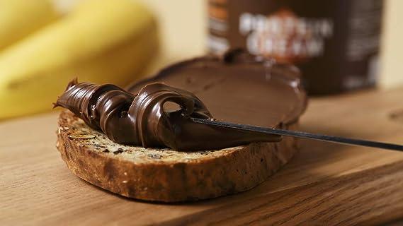 foodspring - Crema Proteica - 6 x 200g - Crema proteica de avellanas para untar: Amazon.es: Alimentación y bebidas