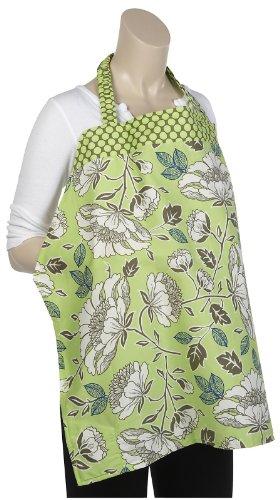 Munchkin Jelly Bean Nursing Cover - Green Tea - Jelly Bean Nursing Cover