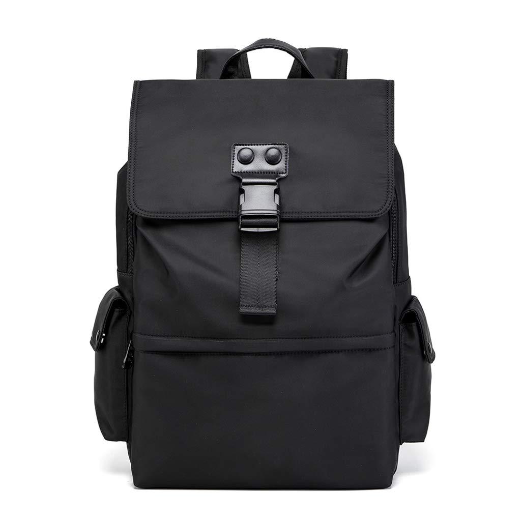 韓国バージョンショルダーバッグ メンズ カジュアル コンピューターバッグ 学生バッグ トラベルバッグ バックパック B07P9V3W8G