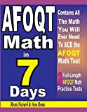 #5: AFOQT Math in 7 Days: Step-By-Step Guide to Preparing for the AFOQT Math Test Quickly