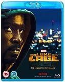 Marvel's Luke Cage S1 BD [Blu-ray] [Region Free]