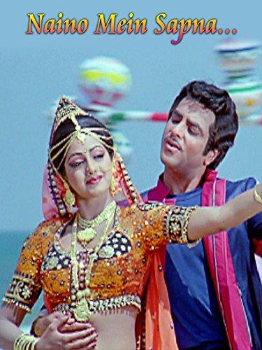 Naino Mein Sapna  Jeetendra, Sridevi Himmatwala Song