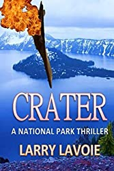 Crater: A National Park Thriller (Scott Tanner Series Book 1)