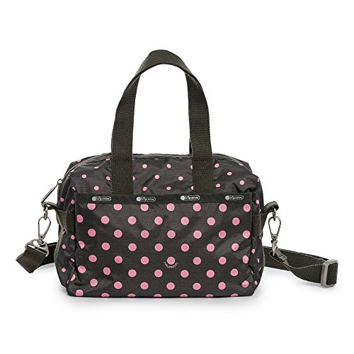 Lesportsac Essential Small Uptown Satchel (Sun Multi Gravel, One Size)