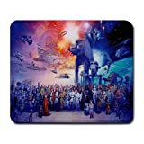 Star Wars Large Mousepad, Mousepad Gift
