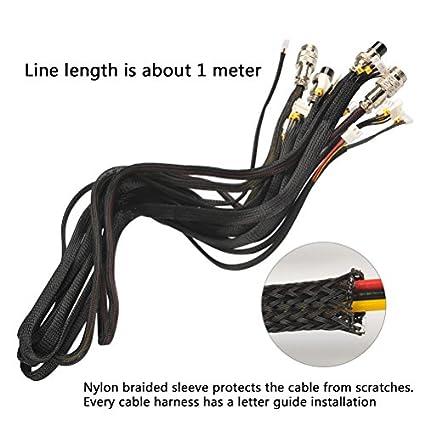YOTINO Kit de Cable de extensión de actualización para Impresora ...