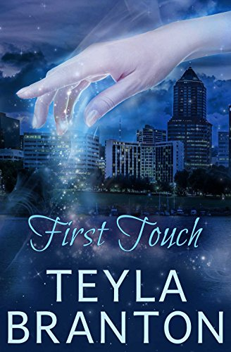 First Touch: A Paranormal Suspense Story (Imprints Book 0)