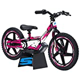 STACYC 12 E-Drive Non-Brushless, Fly Racing Pink