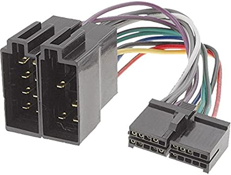 Cable Adapter Kabelbaum Iso Für Autoradio Philips Elektronik