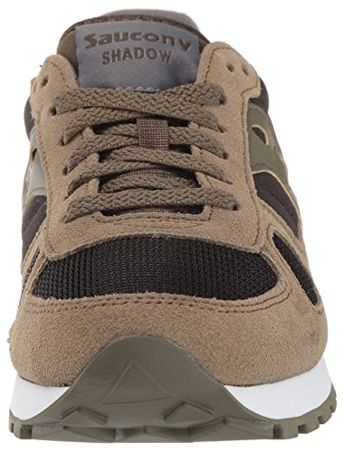 Black Men Saucony Herren Original Jazz Sneakers Olive wqEpH4v