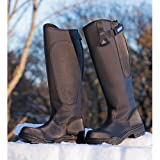 Mountain Horse Mens Rimfrost Rider Tall Boot Black
