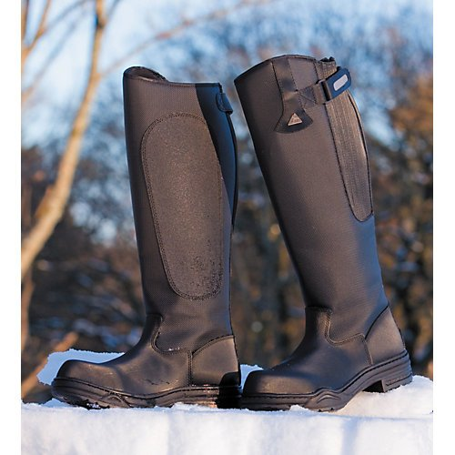 Mountain Horse Mens Rimfrost Tall Boots 9 Black