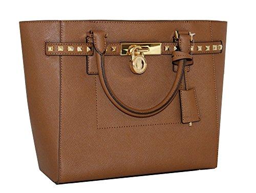 Michael Kors Brown Handbags - 3