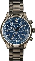 Timex T49939 Mens CORE CHRONO Black Watch