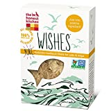 Honest Kitchen The Wishes: Natural Human Grade Dehydrated Grain Free Fish Filets, Treats for Dogs and Cats, 2 oz