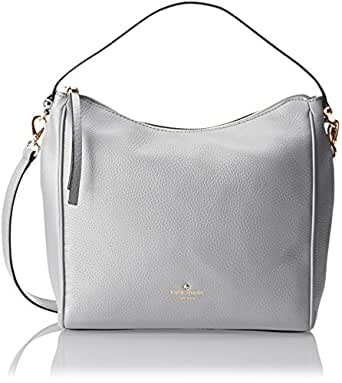 kate spade new york Charles Street Small Haven Shoulder Bag,Big Smoke,One Size