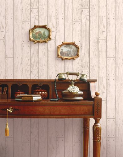 Peel & Stick Wood Pattern Contact Paper [DWP-10 : 100cm(3.28 ft) X 200cm(6.56 ft)] Self-Adhesive Multipurpose Shelf Liner