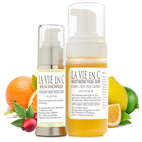 La Vie en C Ultra-Active Skincare Set