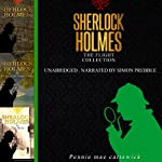 Sherlock Holmes: The Flight Collection, Three Sherlock Holmes Mysteries in One Book | Pennie Mae Cartawick