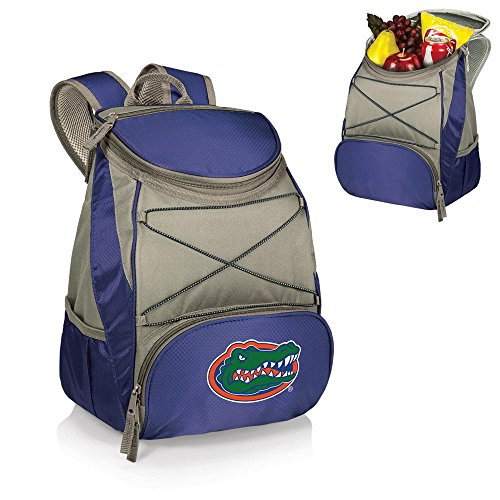 NCAA Florida Gators PTX Insulated Backpack Cooler, Navy