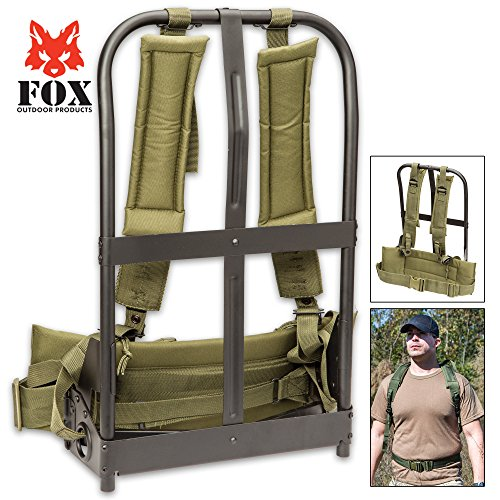 Fox Outdoor Products LC-1 A.L.I.C.E. Field Pack Frame 7d6ca3f23e83