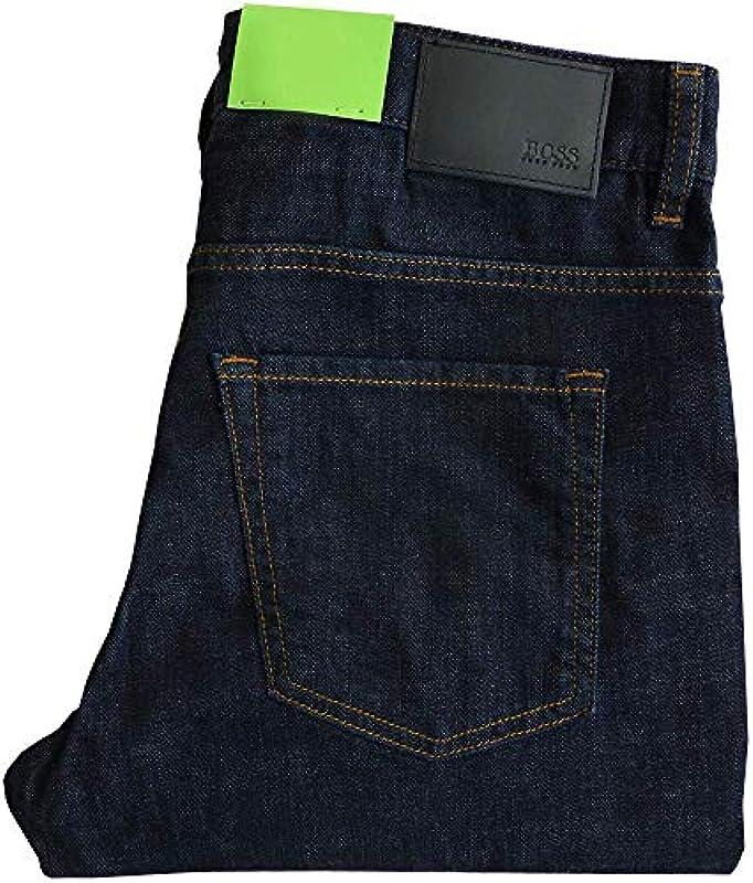 BOSS Hugo dżinsy stretch W40/L32, JC-DELAWARE1, 50315098, Slim: Odzież