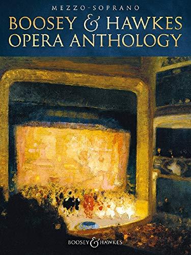 Boosey & Hawkes Opera Anthology - Mezzo-Soprano