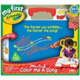 Crayola My First Crayola Color Me A Song