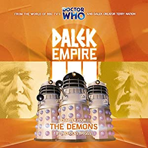 Dalek Empire 3.4 - The Demons Audiobook