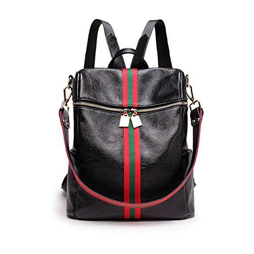 Mefly La nuova primavera ed estate lavare borsa tracolla in pelle Borsette moda coreano Travel