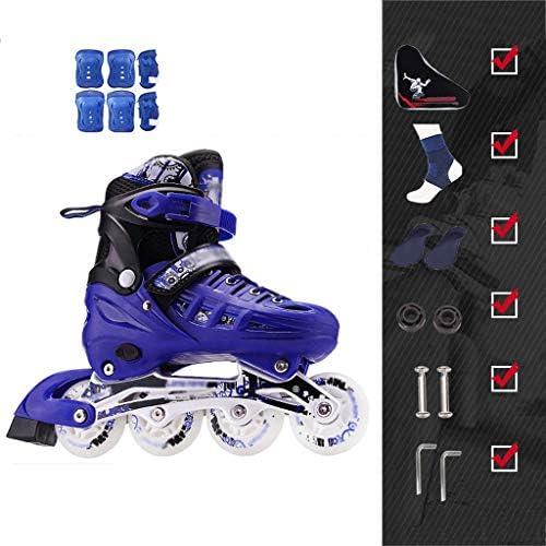 インラインスケート-調整可能なスケート