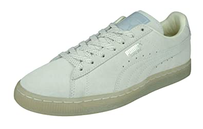 new style 310a3 fac3a Amazon.com | PUMA Suede Classic Mono Ref Iced Mens Sneakers ...