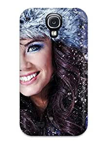 Top Quality Rugged Face Women People Women Case Cover For Galaxy S4