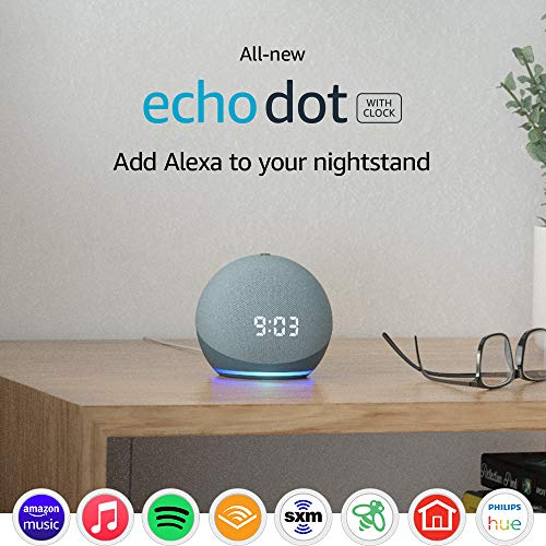 All-new Echo Dot (4th Gen) |...