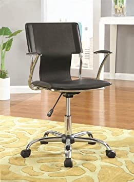 Coaster CO-800207 Office Chair, Black