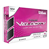 Wilson- Ladies Tour Velocity Golf Balls