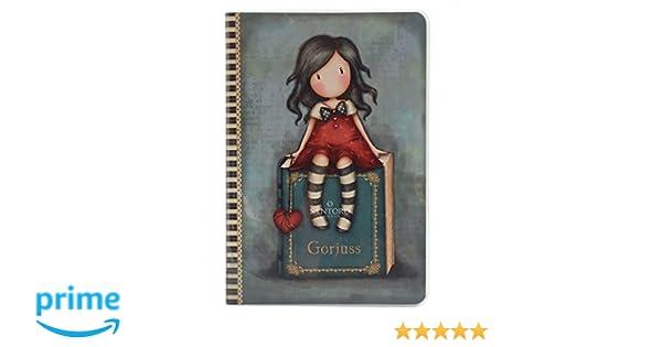 Gorjuss By Santoro 3628729031 - Cuaderno gorjuss a5 mi historia: Amazon.es: Oficina y papelería