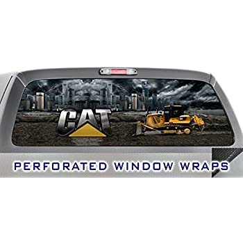 Caterpillar CAT Diesel Power Vinyl Decal Sticker Window Bumper Car Truck Wall