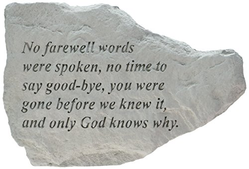 Cheap Kay Berry 76420 No Farewell Words were Spoken, Multicolor