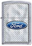 ZIPPO 207 Street Chrome - Ford
