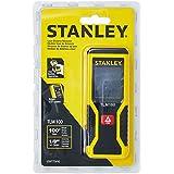 Stanley STHT77410, Medidor a Laser, Amarelo/Preto, 30m