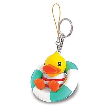 Amazon.com: B. llavero de pato, traje de baño: Toys & Games