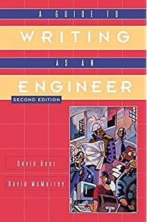 A guide to writing as an engineer david f beer david a mcmurrey a guide to writing as an engineer fandeluxe Gallery